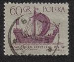 Sellos de Europa - Polonia -  Veleros