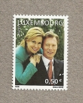 Stamps Europe - Luxembourg -  Herderos trono