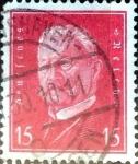 Sellos de Europa - Alemania -  Intercambio 0.30 usd 15 pf. 1928