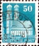 Stamps Germany -  Intercambio 0,20 usd 50 pf. 1948