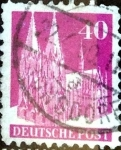 Sellos de Europa - Alemania -  Intercambio 0,30 usd 40 pf. 1948