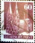 Sellos de Europa - Alemania -  Intercambio ma2s 0,20 usd 60 pf. 1948