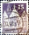 Sellos de Europa - Alemania -  Intercambio 0,20 usd 15 pf. 1948