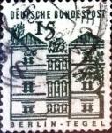 Sellos de Europa - Alemania -  Intercambio 0,20 usd 15 pf. 1965