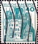 Sellos de Europa - Alemania -  Intercambio 0,20 usd 40 pf. 1977