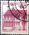 Stamps Germany -  Intercambio 0,20 usd 60 pf. 1979