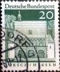 Sellos de Europa - Alemania -  Intercambio 0,20 usd 20 pf. 1967