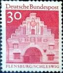 Sellos de Europa - Alemania -  Intercambio 0,20 usd 30 pf. 1967