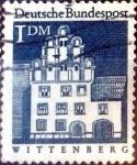 Sellos de Europa - Alemania -  Intercambio 0,20 usd  1 M. 1966