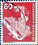 Sellos de Europa - Alemania -  Intercambio 0,20 usd  60 pf. 1975