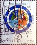Stamps Germany -  Intercambio nfxb 0,20 usd 60 pf. 1982