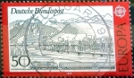 Sellos de Europa - Alemania -  Intercambio 0,25 usd 50 pf. 1977