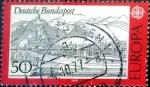 Sellos de Europa - Alemania -  Intercambio 0,25 usd 50 pf. 1977
