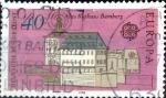 Sellos del Mundo : Europa : Alemania : Intercambio mas 0,20 usd 40 pf. 1978