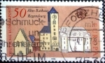 Stamps Germany -  Intercambio 0,20 usd 50 pf. 1978