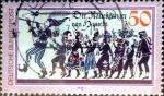 Stamps Germany -  Intercambio 0,20 usd 50 pf. 1978
