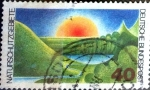 Stamps Germany -  Intercambio 0,20 usd 40 pf. 1980