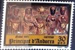 Sellos del Mundo : Europa : Andorra : Intercambio 0,55 usd 30 pta. 1981