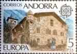 Sellos del Mundo : Europa : Andorra : Intercambio 0,25 usd 5 pta. 1978