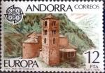 Sellos del Mundo : Europa : Andorra : Intercambio 1,00 usd 12 pta. 1978