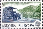 Stamps : Europe : Andorra :  Intercambio aea2 0,30 usd 5 pta. 1979