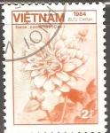 Sellos de Asia - Vietnam -  Dalia