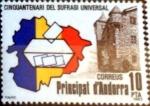 Sellos del Mundo : Europa : Andorra : Intercambio 0,30 usd 10 pta. 1983