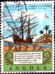 Stamps : Africa : Angola :  Intercambio 0,20 usd 1,0 esc. 1972