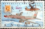 Stamps : Africa : Angola :  Intercambio aea2 0,20 usd 2,5 esc. 1970