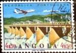 Stamps : Africa : Angola :  Intercambio 0,20 usd 4,50 esc. 1965