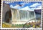Sellos del Mundo : Africa : Angola : Intercambio 0,20 usd 2,50 esc. 1965