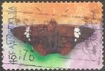 Stamps Australia -  Chaetocneme beata