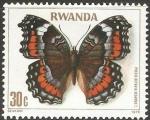 Sellos del Mundo : Africa : Rwanda : precis octavia sesamus