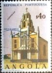 Stamps : Africa : Angola :  Intercambio 0,20 usd 0,40 esc. 1963