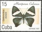 Sellos del Mundo : America : Cuba : Mariposas cubanas