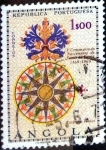 Sellos de Africa - Angola -  Intercambio agm2 0,20 usd 1,00 esc. 1969