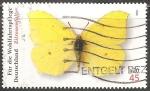 Sellos de Europa - Alemania -  Zitronenfalter-Azufre