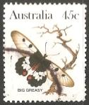 Sellos del Mundo : Oceania : Australia :  Big geasy