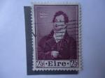 Sellos de Europa - Irlanda -  Poeta, Thomas moore (1779-1852)