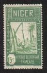 Stamps Niger -  Dibujo Agua del Pozo