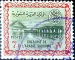 Stamps : Asia : Saudi_Arabia :  Intercambio 0,30 usd 7 p. 1960
