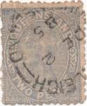 Stamps Australia -  Y & T Nº 42 Queensland