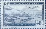 Sellos del Mundo : Africa : Argelia : Intercambio 0,35 usd 40 fr.  1946