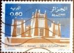 Stamps : Africa : Algeria :  Intercambio jxa 0,30 usd 60 cent.  1977