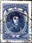Sellos del Mundo : America : Argentina : Intercambio 0,20 usd 50 pesos 1967