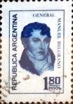 Sellos del Mundo : America : Argentina : Intercambio 0,20 usd 1,80 pesos 1974