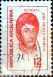 Sellos del Mundo : America : Argentina : Intercambio 0,20 usd 12 pesos 1976