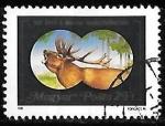 Stamps Hungary -  Hungría-cambio