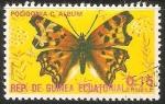 Sellos de Africa - Guinea Ecuatorial -  Polygonia c-álbum