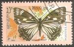 Stamps Laos -  euripus haliterses